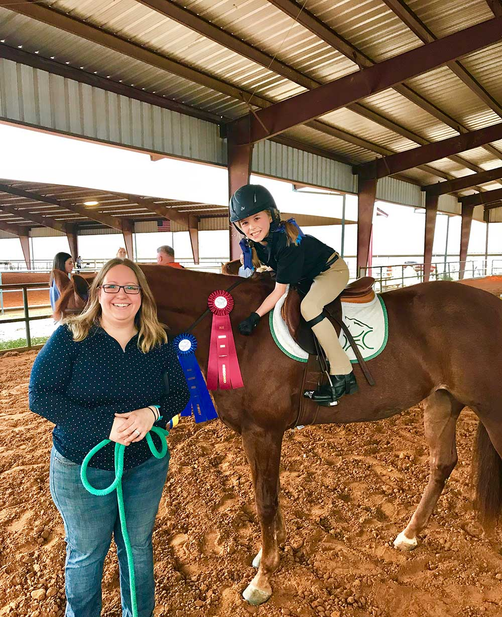 Amy Quick Bio Dallas Equestrian Center