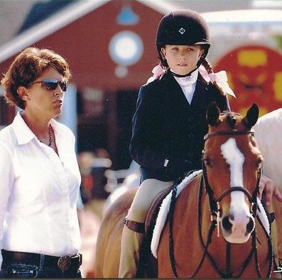 Stacy Lane Sanderson Bio Dallas Equestrian Center